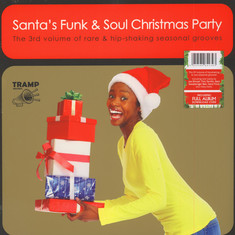 V.A. - Santa's Funk & Soul Christmas Party Volume 3
