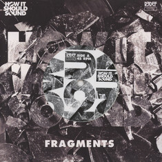 Damu The Fudgemunk - HISS Fragments White Vinyl Edition
