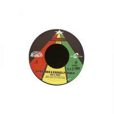 Sara Lugo & Kabaka Pyramid / Kiprich & Skarra Mucci - High And Windy / Love Mi Fe Me