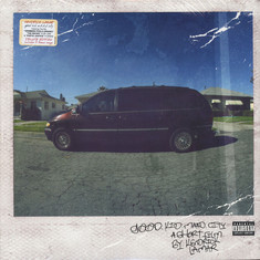 Kendrick Lamar - Good Kid: M.a.a.d City