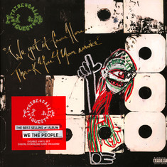 A Tribe Called Quest - We Got It From Here … Thank You For Your Service