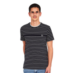 Fred Perry - Pique Stripe T-Shirt