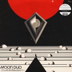 Moon Duo - Occult Architecture Volume 1 Colored Vinyl Edition