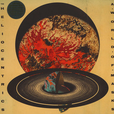 Heliocentrics, The - A World Of Masks Gold Vinyl Edition