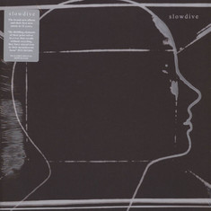 Slowdive - Slowdive Black Vinyl Edition