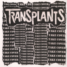 Transplants - Take Cover EP Red Vinyl Edition