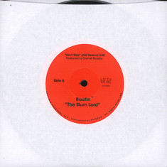 Baatin of Slum Village - Don't Stop / Don't Stop Dakim Remix