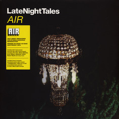 Air - Late Night Tales Black Vinyl Edition