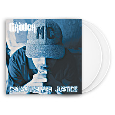 Grouch, The - Crusader For Justice White Vinyl Edition