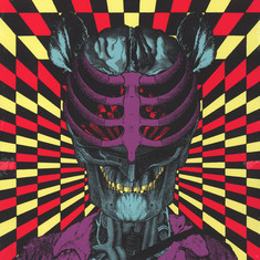 OCS (Oh Sees (Thee Oh Sees)) - Live In San Francisco Black Vinyl Edition