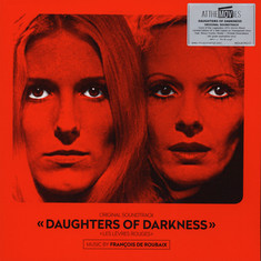 François De Roubaix - OST Daughters Of Darkness Clear Vinyl Edition