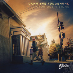 Damu The Fudgemunk - Victorious Visions
