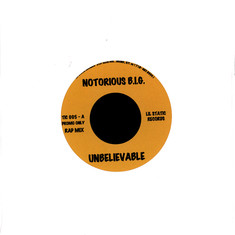 Notorious B.I.G. - Unbelievable
