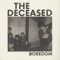 Deceased - Boredom / Bullshit Detector