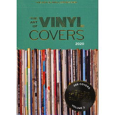 Bernd Jonkmanns, Oliver Seltmann - The Art Of Vinyl Covers 2020